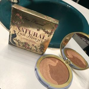 NIB TOO FACED NATURAL LUST BRONZER